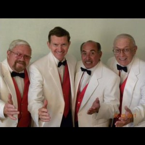Chula Vista Barbershop Quartet | Preferred Blend