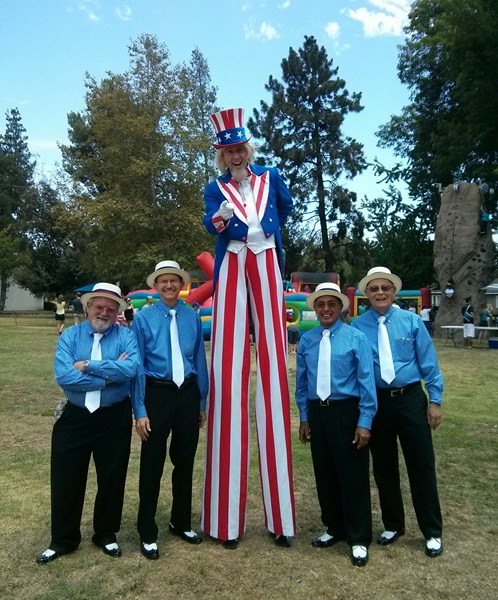 Preferred Blend - Barbershop Quartet - Yorba Linda, CA