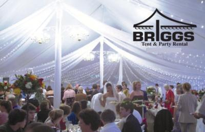Briggs Tent & Party Rental | Eau Claire, WI | Wedding Tent Rentals | Photo #3