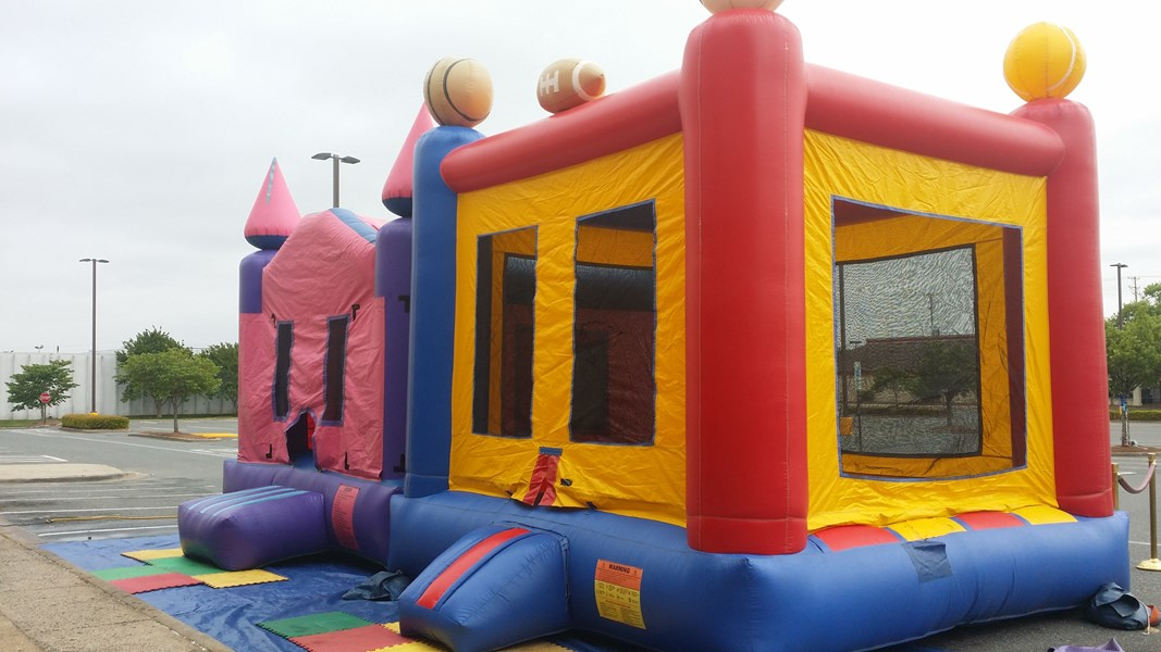 Planning an Event Now - Party Inflatables - Charlotte, NC