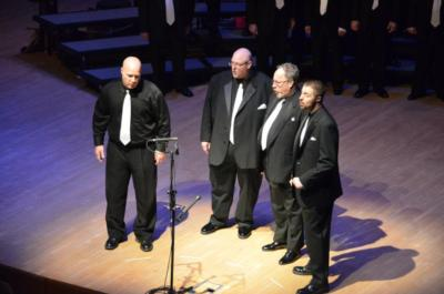 Synergy | Naperville, IL | Barbershop Quartet | Photo #1