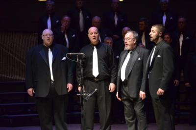 Synergy | Naperville, IL | Barbershop Quartet | Photo #2