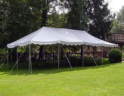 House of rental | Skokie, IL | Wedding Tent Rentals | Photo #1