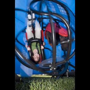 Callaway Party Inflatables | Blue Baboons Funtime Events, Inc.