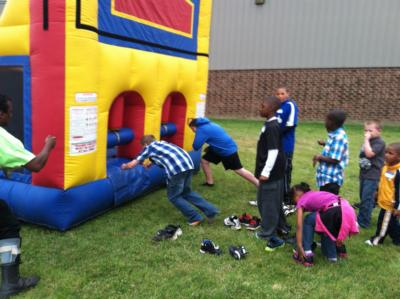 Blue Baboons Funtime Events, Inc. | Concord, NC | Party Inflatables | Photo #6