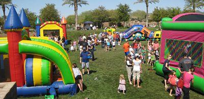 Blue Baboons Funtime Events, Inc. | Concord, NC | Party Inflatables | Photo #18