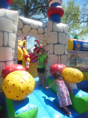 Blue Baboons Funtime Events, Inc. | Concord, NC | Party Inflatables | Photo #19
