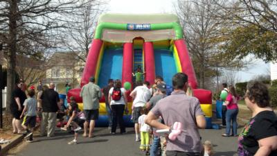 Blue Baboons Funtime Events, Inc. | Concord, NC | Party Inflatables | Photo #5