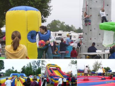 Blue Baboons Funtime Events, Inc. | Concord, NC | Party Inflatables | Photo #14