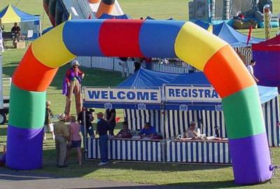 Blue Baboons Funtime Events, Inc. | Concord, NC | Party Inflatables | Photo #13