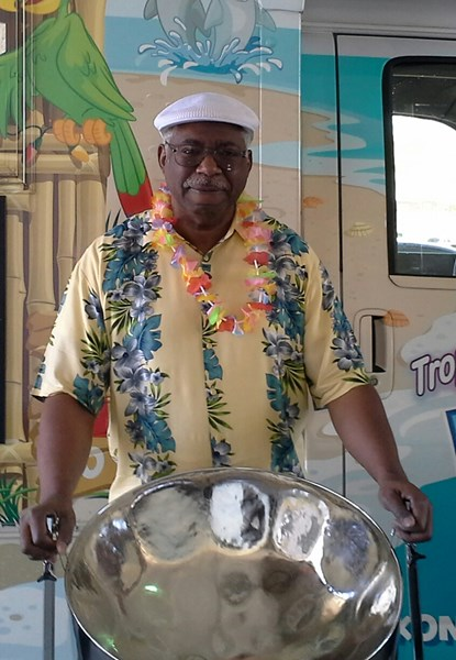 Norman Riley - Steel Drum Band - North Little Rock, AR