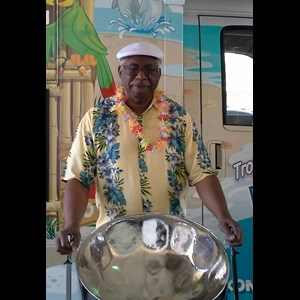 Nebraska Steel Drum Musician | Norman Riley