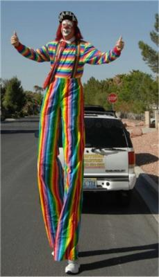 Charlie The Clown | Las Vegas, NV | Clown | Photo #12