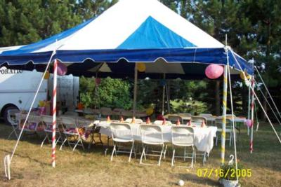 All Event Party Rental & Supplies, LLC | Ham Lake, MN | Wedding Tent Rentals | Photo #2