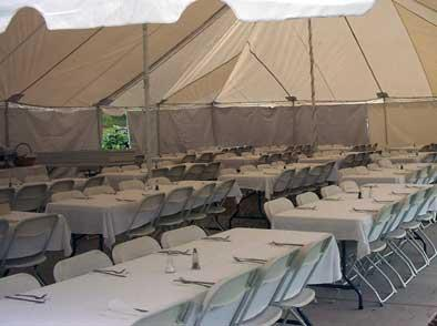 All Event Party Rental & Supplies, LLC | Ham Lake, MN | Wedding Tent Rentals | Photo #3
