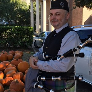 Houston, TX Bagpiper | Richard Kean