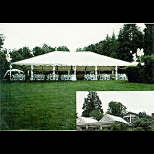 Deer Harbor Party Tent Rentals | Alexander Party Rentals
