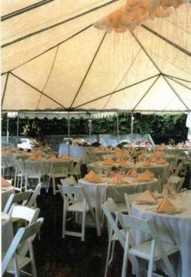 Alexander Party Rentals | Tukwila, WA | Wedding Tent Rentals | Photo #6