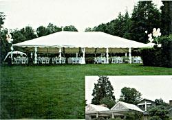 Alexander Party Rentals | Tukwila, WA | Wedding Tent Rentals | Photo #1