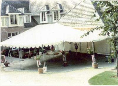 Alexander Party Rentals | Tukwila, WA | Wedding Tent Rentals | Photo #4