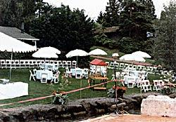 Alexander Party Rentals | Tukwila, WA | Wedding Tent Rentals | Photo #2