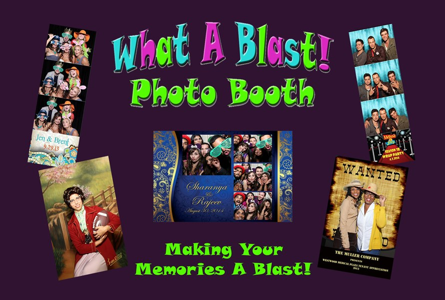 What A Blast! Photo Booth - Photo Booth - Newport Beach, CA