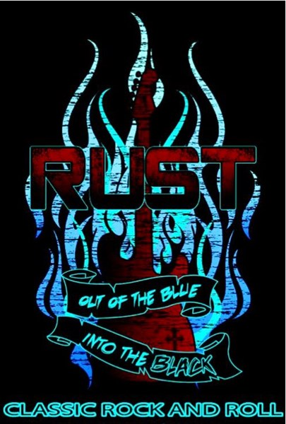 RUST  - Classic Rock Band - Mesa, AZ