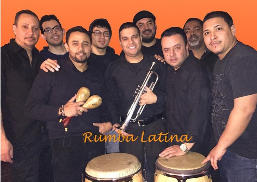 Rumba Latina - Latin Band - Elizabeth, NJ
