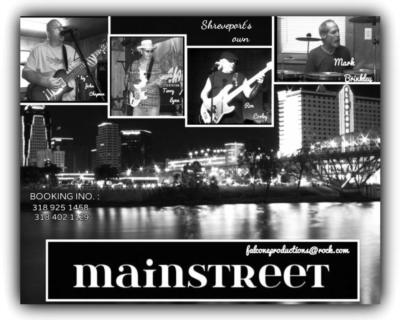 MAINSTREET | Keithville, LA | Variety Band | Photo #1