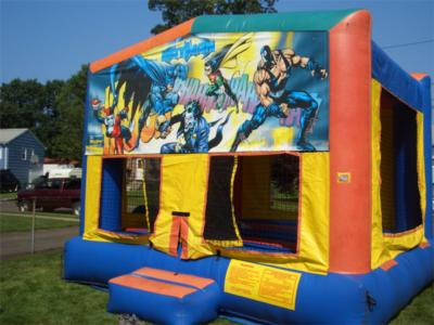 PARTY RENTALS/INFLATABLES | Guilford, CT | Party Inflatables | Photo #1