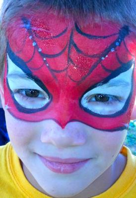 Jamie's Faces: Face Painting, Henna & Caricatures | Nyack, NY | Face Painting | Photo #10
