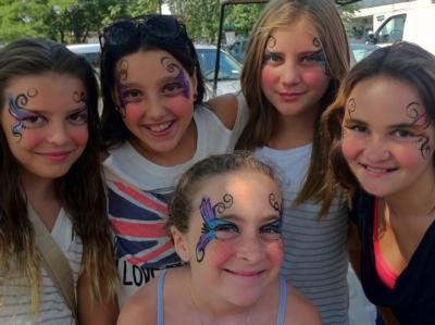 Jamie's Faces: Face Painting, Henna & Caricatures | Nyack, NY | Face Painting | Photo #2