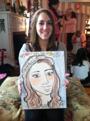 Jamie's Faces: Face Painting, Henna & Caricatures | Nyack, NY | Face Painting | Photo #17