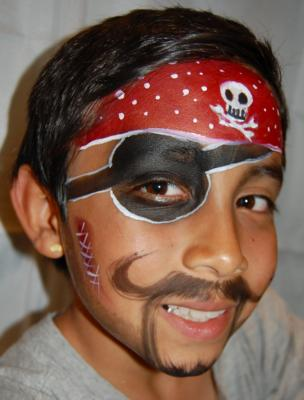 Jamie's Faces: Face Painting, Henna & Caricatures | Nyack, NY | Face Painting | Photo #4