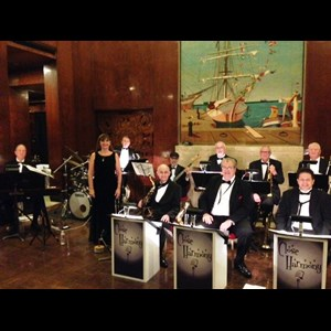 Palm Springs Big Band | Close Harmony