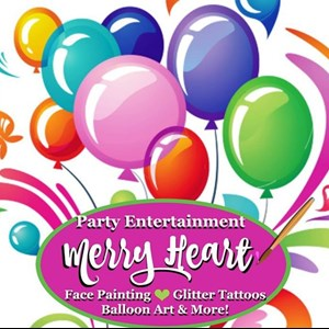 Fort Worth Face Painter | Merry Heart Entertainment