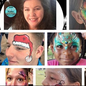 Arlington, TX Face Painter | Merry Heart Entertainment