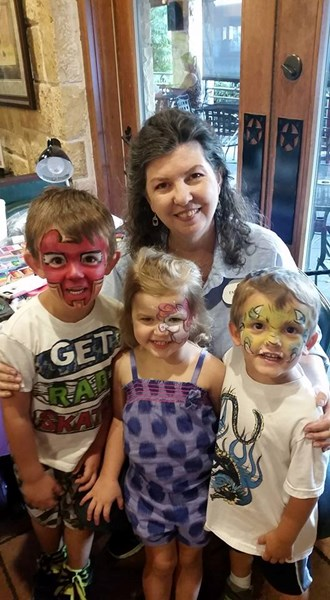 Merry Heart Face Painting-Glitter Tattoos-& MORE - Face Painter - Arlington, TX