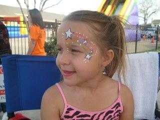 Merry Heart Party Painting & Glitter Tattoos | Arlington, TX | Face Painting | Photo #7