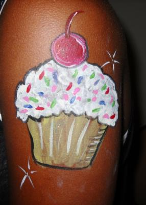 Merry Heart Party Painting & Glitter Tattoos | Arlington, TX | Face Painting | Photo #5