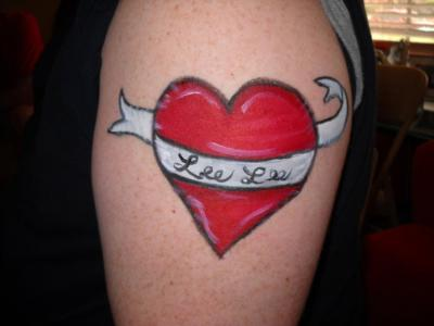 Merry Heart Party Painting & Glitter Tattoos | Arlington, TX | Face Painting | Photo #17