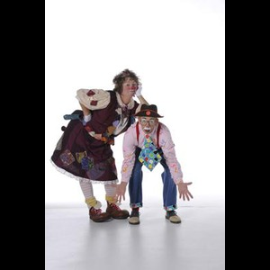 Fools For You: Karen Bell and Robin Eurich - Clown - Sarasota, FL