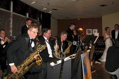 Tip Top Big Band | Montreal, QC | Big Band | Photo #2