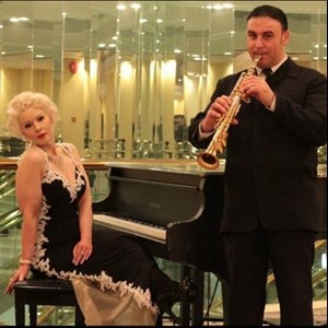 Edmonton Jazz Band | Kori Wray & Dino Dominelli