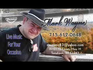 Mark Wayne | Tomahawk, WI | Variety Singer | Ghost Riders in the Sky (Johnny Cash impersonation)