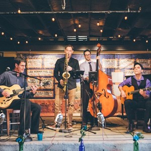 Van Dyne Acoustic Band | Milwaukee Hot Club
