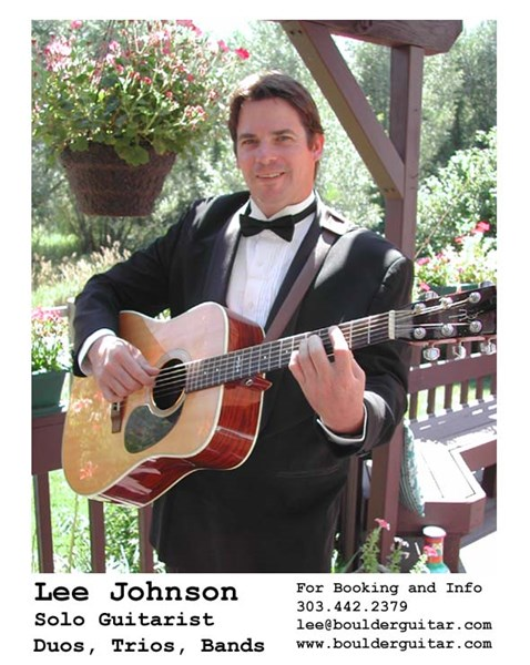 Lee Johnson, Guitarist/Singer/Entertainer - Acoustic Guitarist - Denver, CO