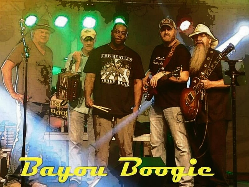 Bayou Boogie - Zydeco Band - Shreveport, LA