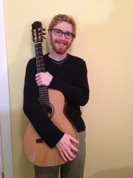 Kevin Robinson - Classical Guitarist - Princeton, NJ
