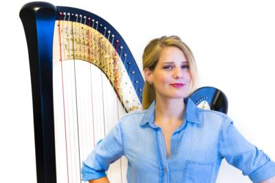 Paula Bressman | Nashville, TN | Harp | Photo #1